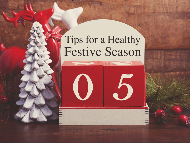 Five Fantastic Tips for Making This Festive Season a Healthy Organic One!