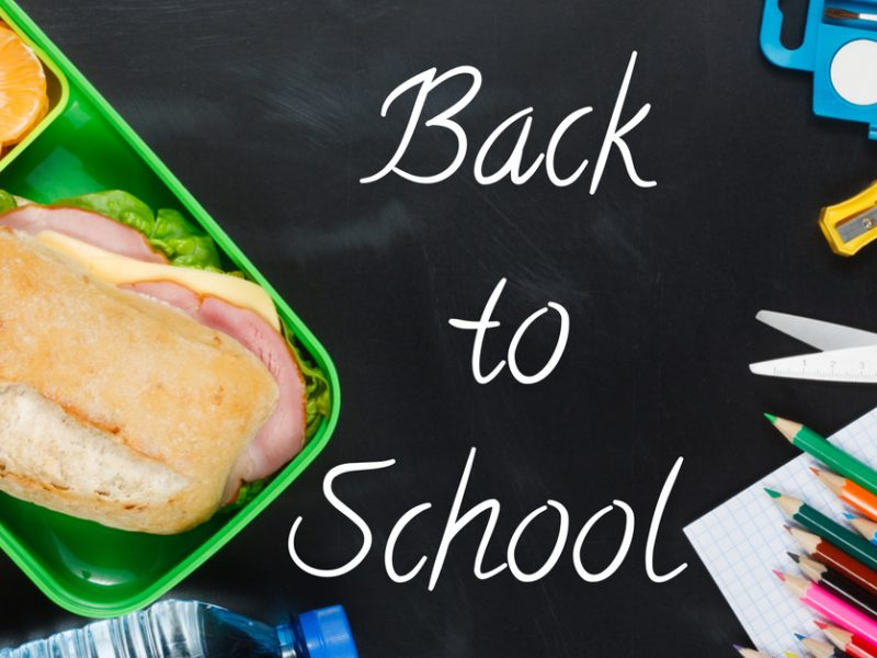 It's Time to Get Everything Ready for Back to School! 5 Tips to make it easier!