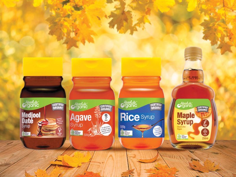 Comparing our Sweeteners Syrups
