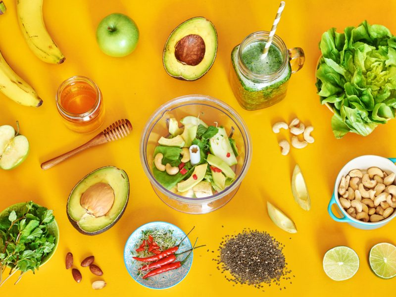 7 Foods to strengthen your immune system