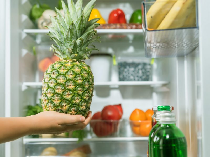 Tips to store your Organic Fresh Produce