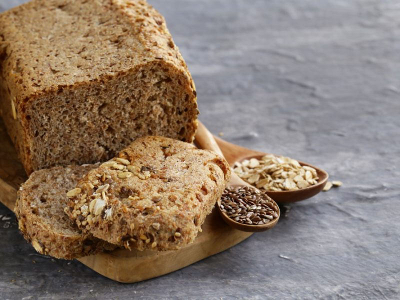 Seeded Wholegrain Bread Loaf