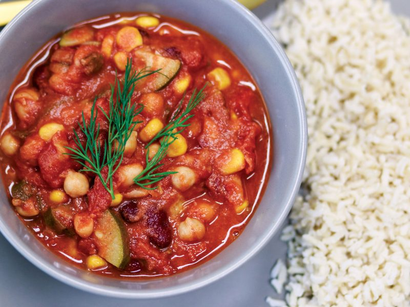 Vegetarian Con Carne