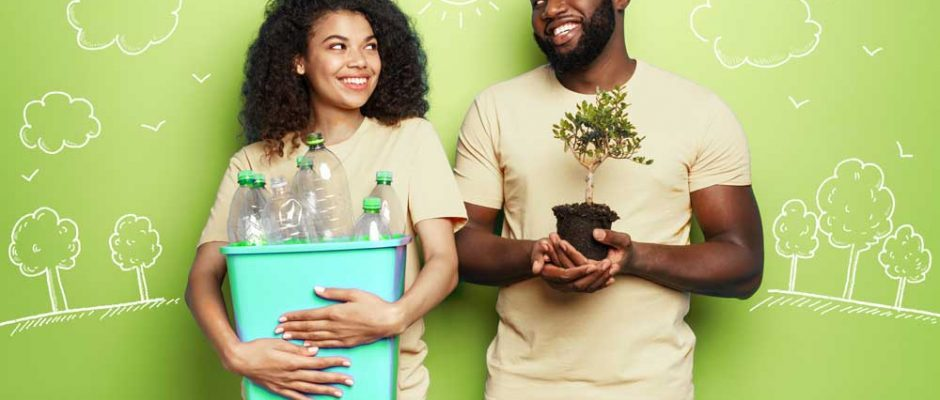 5 Easy Ways to Recycle