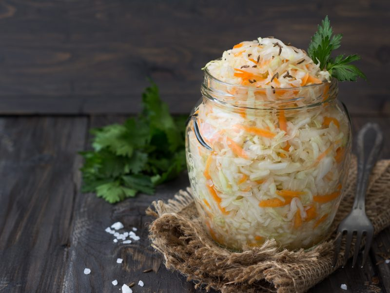 5 Health Benefits of Eating Fermented Food