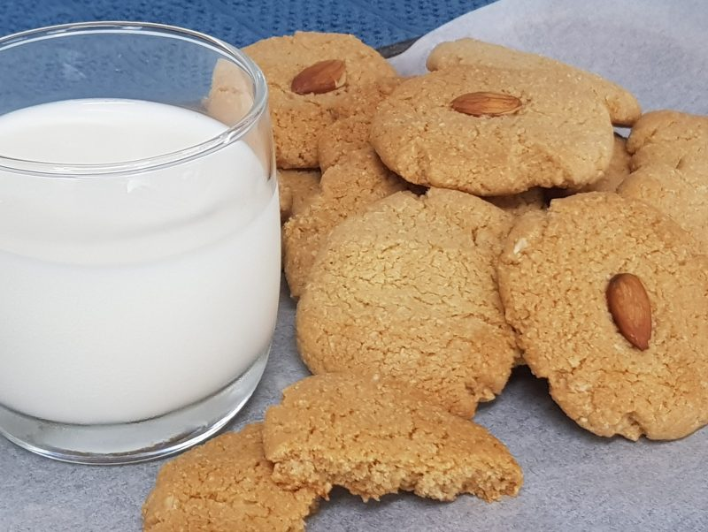 Honey Tahini Cookies