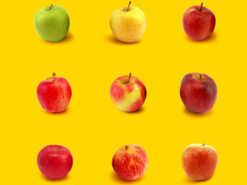9 Favourite Australian grown Apples