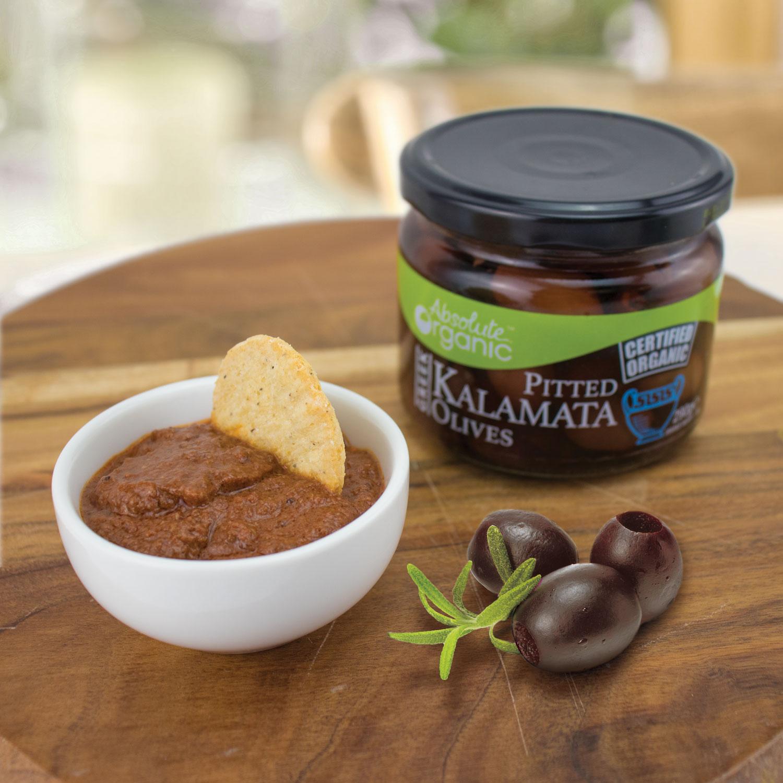 Greek Kalamata Olive Dip