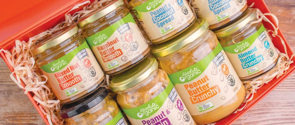 WIN a box full of nut butter