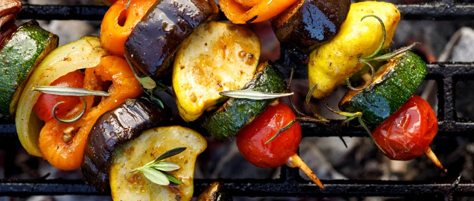5 Vegetarian Barbecue Ideas