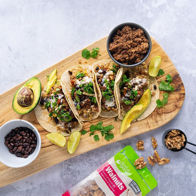 Plant-Based Tacos