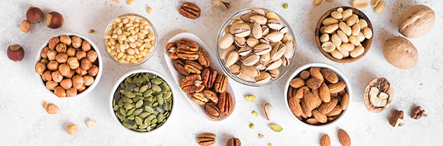How To Turn Stale Nuts Into Tasty Snacks